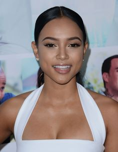 Karrueche Tran - premiere of Lionsgate's 'The Perfect Match' - http://sceleb.com/2016/03/karrueche-tran-premiere-lionsgates-perfect-match/ - Karrueche Tran, Lionsgate, The Perfect Match