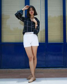 Chic Summer Outfits, Casual Outfits, Trendy Fashion, Trendy Style, Fashion Ideas, Sejal Kumar, Western Outfits, School Fashion, Pretty Dresses