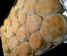 Old Fashioned Buttermilk Biscuits will remind you of your Southern grandmother's biscuits or make you wish you had a Southern grandmother!