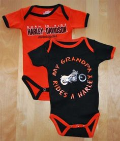 I think when we get pregnant we should announce it to my dad by giving him the grandpa onesie as a gift <3