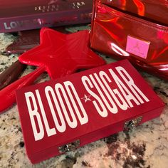 ❌Jeffree Star❌ Blood Sugar #JeffreeStar #BloodSugar #makeup