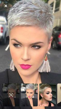 10 Summer Hairstyle Ideas for Short Hair, 2019 Women Short Haircut