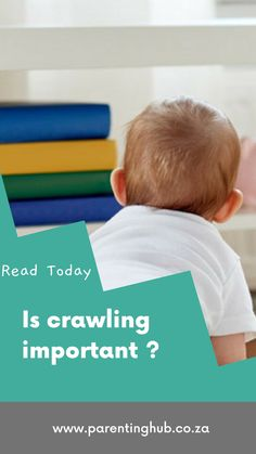 "As the saying goes, ""You have to crawl before you can walk."" While there have been cases of babies bypassing crawling to go straight to walking, most babies will become proficient crawlers some time during the second half of their first year."