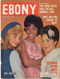 Ebony Magazine Cover 1963 | Ebony-1963-2.jpg 20-Oct-2008 06:54 278K
