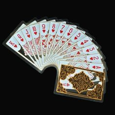 Jeux de cartes, Pocker, Table
