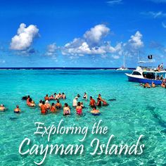 Exploring the Cayman Islands. Check out these ideas for what to experience on Grand Cayman and other islands.