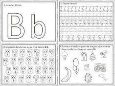 Imagini pentru fise de lucru clasa pregatitoare clr LITERE DE MANA Kindergarten Crafts, Preschool Math, Spring Activities, Diy And Crafts, Education, Google, David, Kawaii, Travel