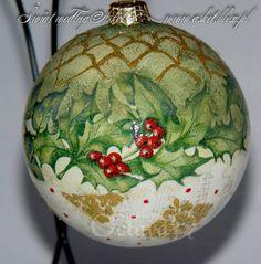 Christmas Decoupage - Magdalena Asket - Webové albumy programu Picasa
