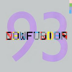 """New Order's """"Confusion"""" jacket with color code, by Peter Saville for Factory Records, Peter Saville, Iconic Album Covers, Factory Records, Unknown Pleasures, Album Cover Design, Joy Division, Music Covers, Sleeve Designs, Cover Art"""