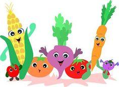 Η ΔΙΑΤΡΟΦΗ : Αινίγματα για Λαχανικά