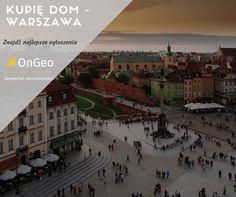 #Domy na sprzedaż #Warszawa #Nieruchomości na #OnGeo