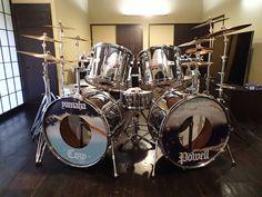 Black Sabbath, Rhythm Method, Ritchie Blackmore's Rainbow, Louis Vuitton Iphone Wallpaper, Ludwig Drums, Greg Lake, Metal Drum, Double Bass, Snare Drum