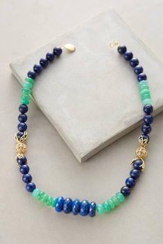 Stonestack Necklace by Indulgems