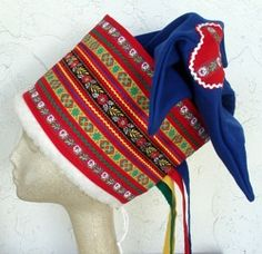 Tall Four Winds Hat