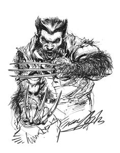 Wolverine by Neal Adams