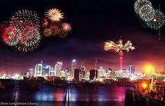 The Supercity of Auckland is a Perfect Place for New Years Eve Celebration I just found out we will be there exactly on New Year's Eve! Auckland, New Years Eve 2015, Happy New Year 2015, New Year's Eve Celebrations, New Year Celebration, Fireworks Pictures, New Years Eve Fireworks, Fireworks Photography, Party Places