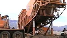1988–Self Erect Mobile Batch Plant The Vince Hagan Company designs and produces the first self erect mobile concrete batch plant. This design allows the erection and setup of the plant without the use and cost of cranes.