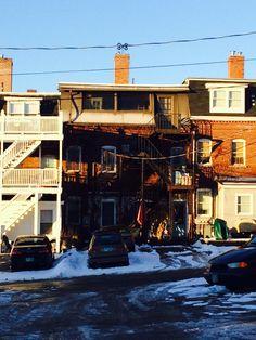 Manchester Mills apartment