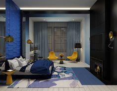 белая спальня с голубыми акцентами: 18 тыс изображений найдено в Яндекс.Картинках