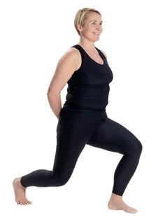 Kom i super form: Nemt træningsprogram, der kun tager 12 minutter - Helbred Massage, Belly Pooch, Senior Fitness, Military Diet, Circuit Training, Fat To Fit, Yoga Flow, Easy Workouts, Excercise