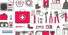 DIY natural disaster kit. Just because natural disasters are unpredictable doesn't mean you can't be ready for them! One of the best ways to feel empowered for the unexpected is to spend an hour putting together your very own natural disaster kit – perfect for storms, tornadoes, hurricanes or any other surprises Mother Nature has in store. Start with these essentials.