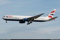 G-BZHC British Airways Boeing 767-336(ER)