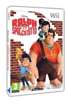 Ralph spaccatutto - Nintendo WII