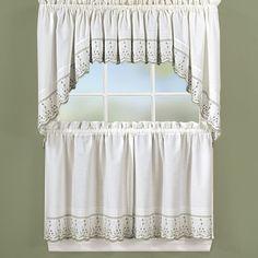 5 Piece Kitchen Curtain Sets