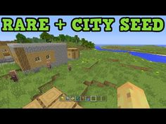 Minecraft Xbox 360 / PS3 Seed: free RAREST ENCHANTMENT & City Seed - YouTube