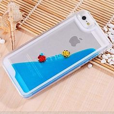 iPhone 5 fish tank case