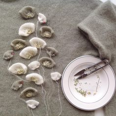 "614 Likes, 25 Comments - Вязание Knitwear By Art Anna (@by_art_anna) on Instagram: ""Распускаются """