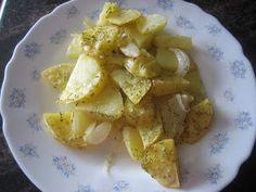 Cocina light (pero de verdad): Patatas a la provenzal