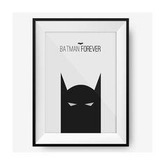 Lámina Batman | Forever