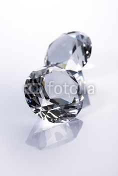 Fototapeta diament - karo - karo - biżuteria • PIXERS.pl