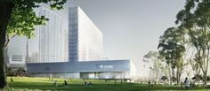 Image 1 of 5 from gallery of Herzog & de Meuron Win Competition to Hong Kong Museum. Photograph by Herzog & de Meuron A As Architecture, Architecture Visualization, Hong Kong, Jacques Herzog, Win Competitions, Deconstructivism, Victoria Harbour, New Museum, Design Museum