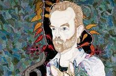 What do you think of Del Kathryn Barton's Archibald winning portrait of Hugo Weaving? It still has our office divided.
