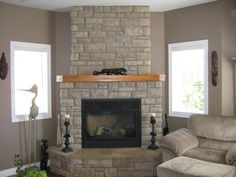 1000 Images About Corner Fireplaces On Pinterest Corner