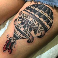 wizard of oz tattoo | Tumblr                                                                                                                                                                                 Mehr