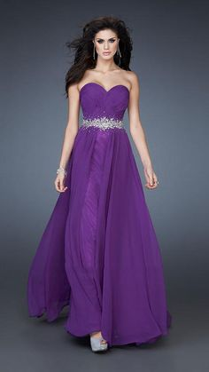 beautiful purple | Sequin La Femme Prom Dresses in 2013 | Jacket Lettermans' Blog