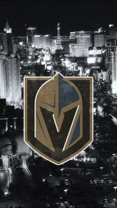 Golden Knights Hockey, Vegas Golden Knights, Las Vegas Knights, Nhl Wallpaper, Golden Night, Volkswagen Logo, Marc Andre, Misfits, Sports