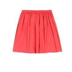 Miu Miu Gathered Miniskirt