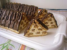 Arome si culori : Prajitura cabana Jacque Pepin, Cabana, Waffles, French Toast, Sweets, Bread, Cookies, Breakfast, Desserts