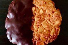 Five Ingredient Chocolate Florentines – Paleo & Vegan recipe on Food52