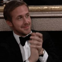 """Are you and Ryan Gosling meant to be together? I took this quiz because I was bored, but I got """"Yes! Sometime in the near future, you and Ryan Gosling will meet and fall madly in love! Ryan Gosling Gif, Mormon Humor, Meant To Be Together, Best Steak, Wedding Toasts, Adam Sandler, Hey Girl, In This Moment, Actors"""