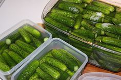 Pickle Dedication - one of the secrets to crisp pickles - WellPreserved.ca
