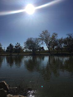 Carey park #kansas
