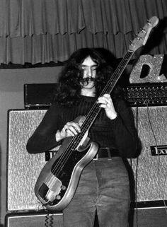 Black Sabbath Geezer