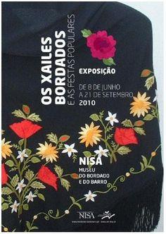 """Em Nisa, no Museu do Bordado e do Barro, está patente até 21 de Setembro a exposição """"OS XAILES BORDADOS E AS FESTAS POPULARES"""".  Com esta ..."""