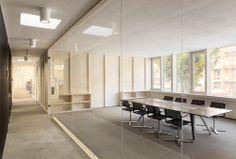 Ziegert Roswag Seiler: Betriebsgebäude Artis