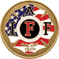Fire Fighter Challenge Coins | Custom Challenge Coins, Custom Coin ... Custom Challenge Coins, Custom Coins, Man Of Honour, Volunteer Firefighter, Fire Apparatus, American Spirit, Firefighting, Special Events, Police